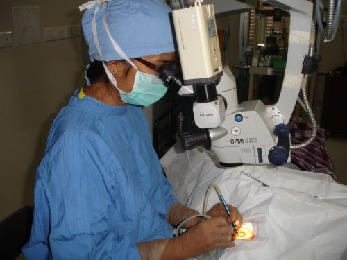 Phaco for Cataract